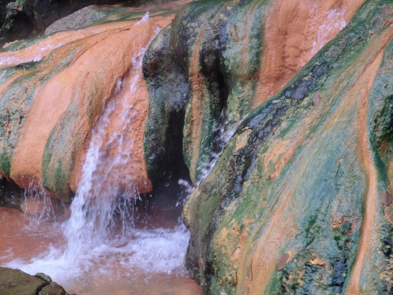 Seven Water Falls
