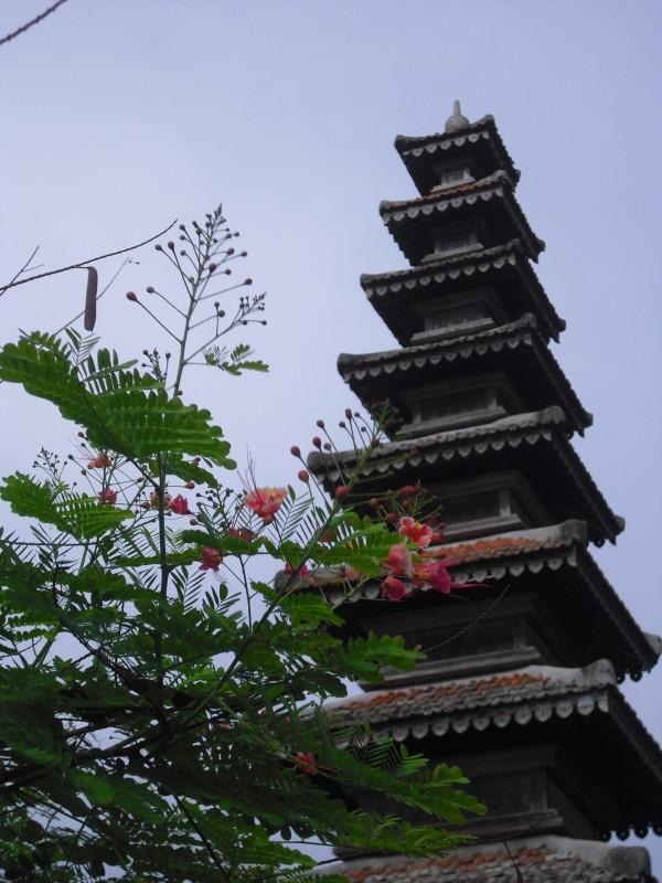 Hindutempel in Mataram